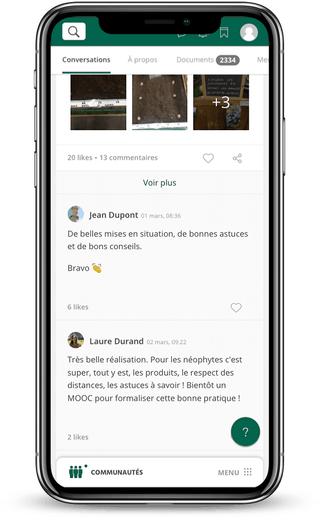 Gamm Vert : l'engagement collaborateur par le partage d'idées et de bonnes pratiques
