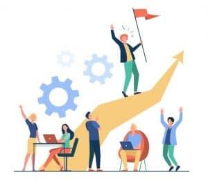 culture de l'innovation en entreprise -leadership